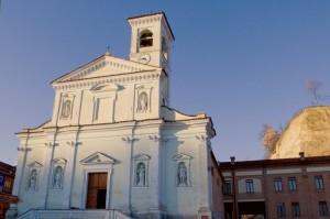 Vezza d'Alba - Chiesa dell Assunta e di San Martino