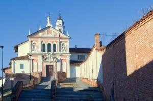Canale d'Alba - Ex monastero di Santa Croce