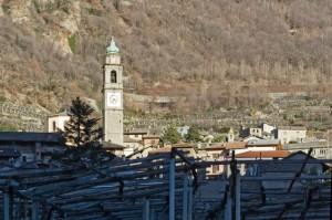 Carema - Il campanile di San Martino