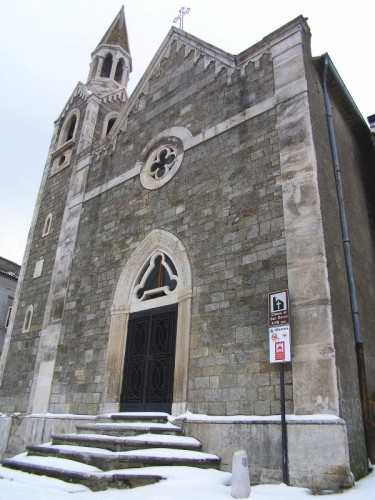 Alberona - Chiesa di S.Rocco