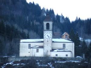 chiesa di comeglians