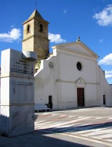 Santa Maria degli Angeli e la fontana meridiana