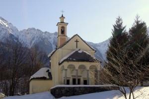 chiesa della frazione Crino