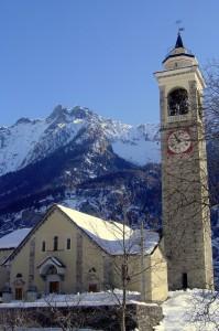parrocchiale di Premia