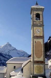 chiesa della frazione Chiesa