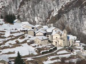 La chiesa di Succinto