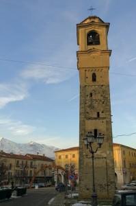 Il campanile di Castellamonte