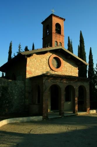 Illasi - la chiesetta di S.Marco
