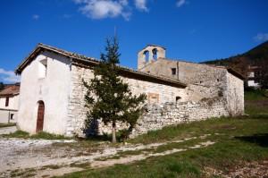Chiesa di San Giovanni Battista a Eggi