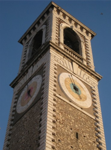 Chiari - campanile di Chiari
