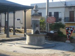 fontana del tre canali