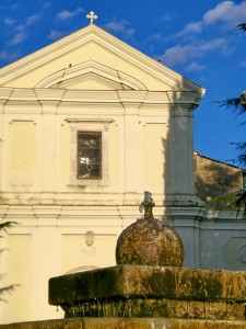 Lo Zampillo e il Monumento