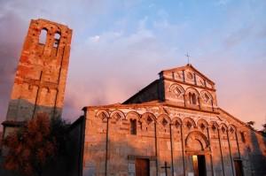La Chiesa di Calci