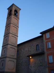 Come la torre di Pisa