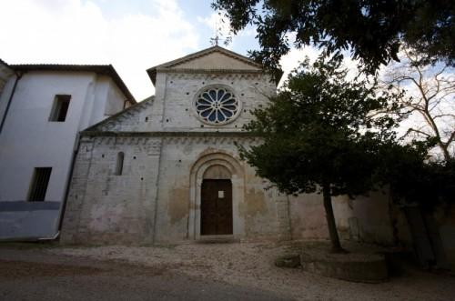 Spoleto - Chiesa di San Paolo