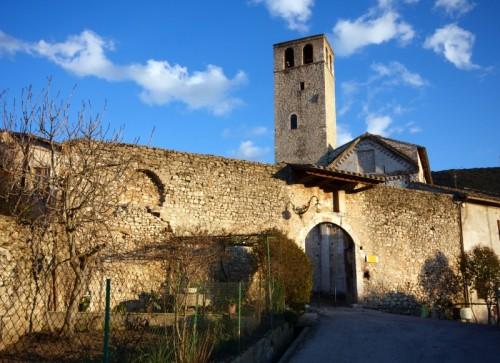 Spoleto - Chiesa di San Ponziano a Spoleto