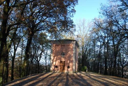 Sala Baganza - Il cubo nel boschetto