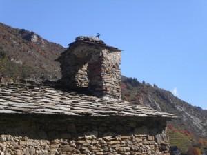 Briga Alta, frazione Upega, particolare chiesetta Madonna della Neve