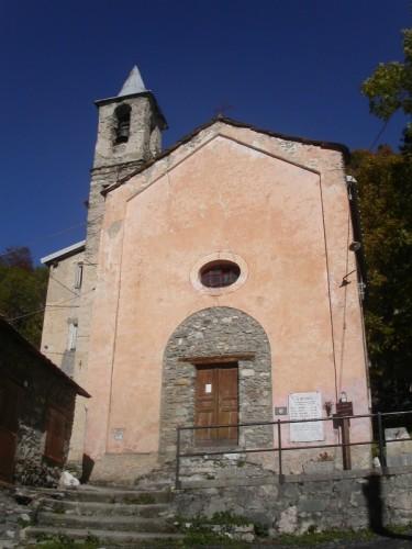 Briga Alta - Briga Alta, frazione Carnino, chiesetta Madonna della Noce