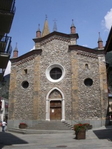 Limone Piemonte, parrocchiale San Pietro in Vincoli