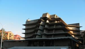 Una Pagoda al Tiburtino terzo