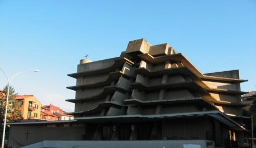 Roma - Una Pagoda al Tiburtino terzo