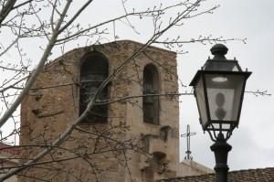 Vecchio campanile di Bonaria