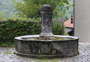 La fontana di Sesta
