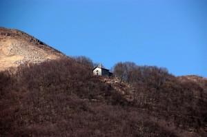 lassù sulla montagna