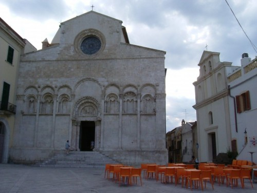 Termoli - Cattedrale di Termoli-Paese Vecchio