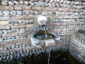 Fontana dell'Abbazia a Sesto al Reghena