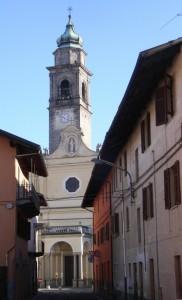 La strada per San Lorenzo