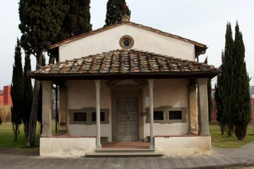 Sesto Fiorentino - Cappella della Madonna del Piano