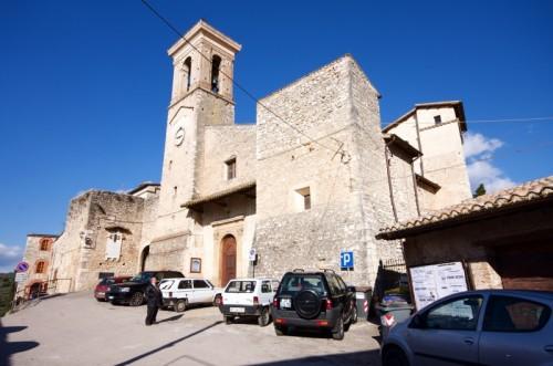 Spoleto - Chiesa di San Michele