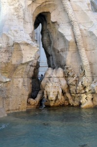 Fontana a Piazza Navona