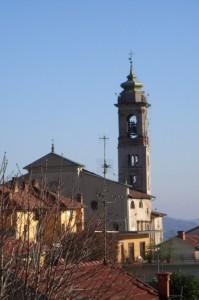 Chiesa parrocchiale in frazione Gioia