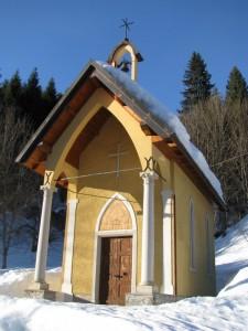 Chiesa nel nulla