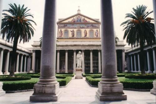 Roma - simmetria