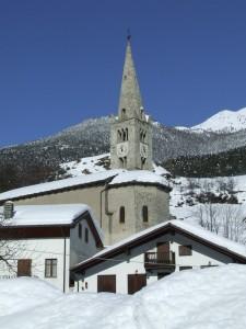 la Chiesa di Savoulx - 2