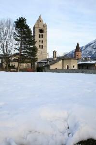 campanile della chiesa di St. Orso