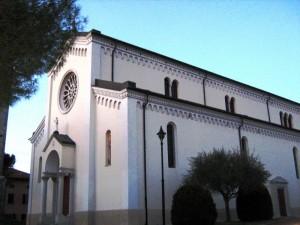 chiesetta di Campoformido
