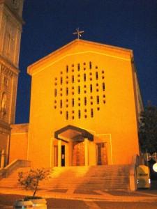 di sera a Pasian di Prato…