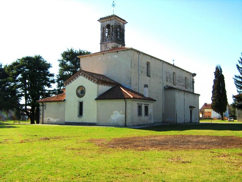 ''chiesa di Reana del Rojale'' - Reana del Rojale