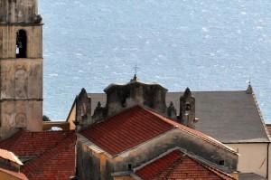 Scorcio della chiesa di Cipressa