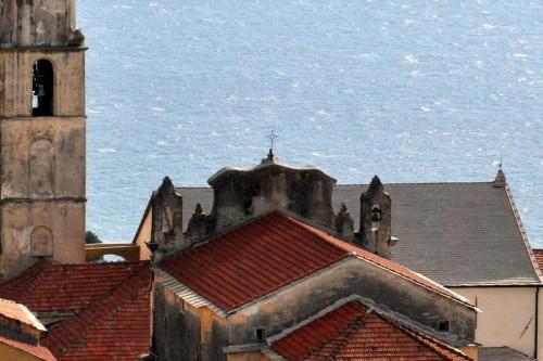 Cipressa - Scorcio della chiesa di Cipressa