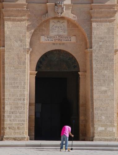 Castrignano del Capo - Santuario di Santa Maria di Leuca