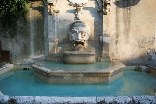 Spoleto - fontanella