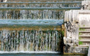 Fontana nella Reggia