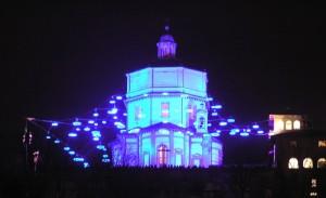Chiesa dei Capuccini - Luci d'artista