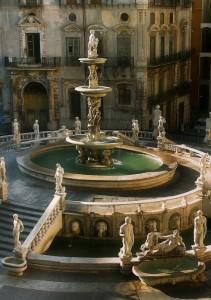 Fontana pretoria  (Palermo)